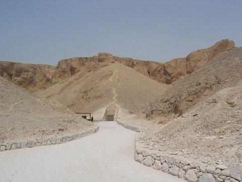 埃及帝王谷和王妃谷