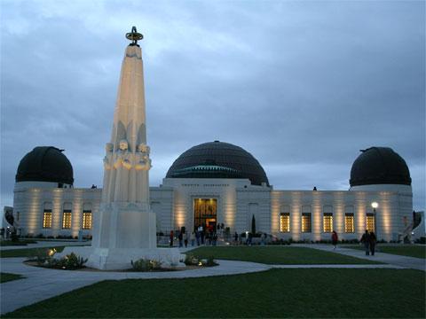美国洛杉矶葛瑞菲斯天文台