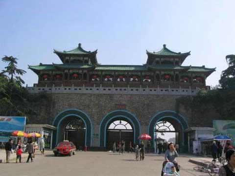 南京玄武门