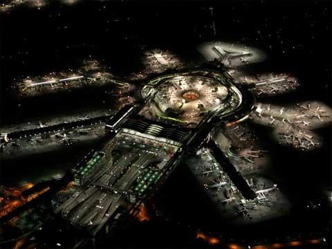 美国旧金山国际机场