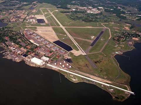 美国兰利空军基地