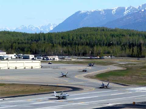 美国巴克斯代尔空军基地