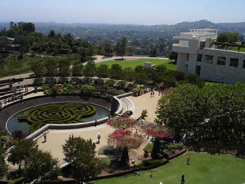 美国洛杉矶盖蒂博物馆