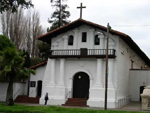 美国旧金山多罗雷天主堂