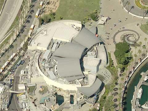 美国洛杉矶长堤太平洋水族馆
