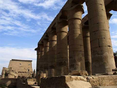 卢克索神庙群