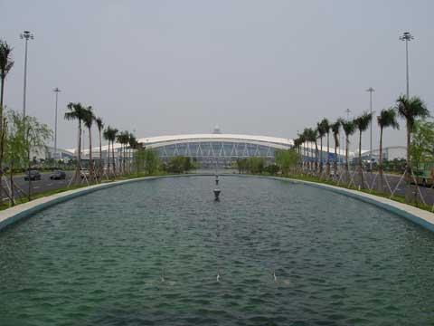 中国广州新白云机场