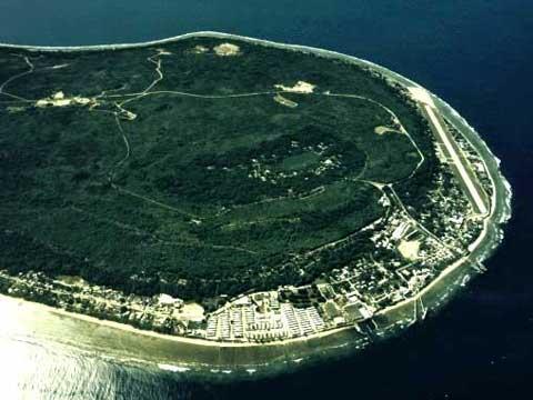 瑙鲁共和国:世界上面积最小的岛国