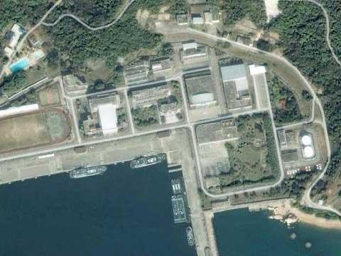 香港驻港解放军军营