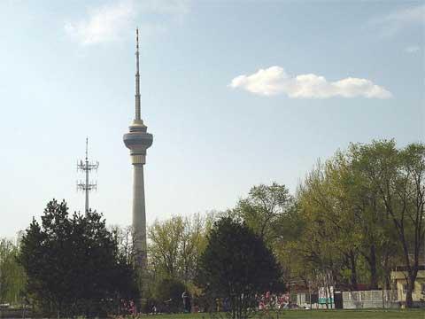 中国中央广播电视塔