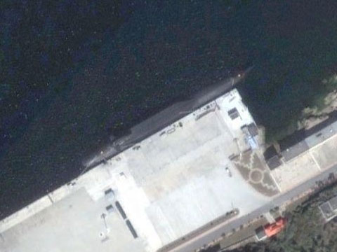 中国晋级核潜艇