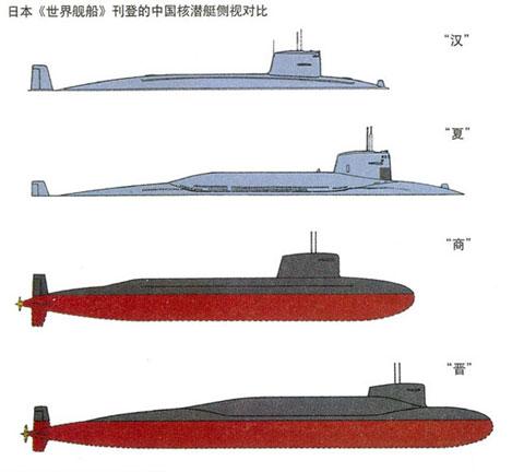 Google Earth下的中国潜艇部队
