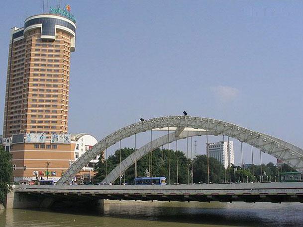 中国各大城市标志性建筑