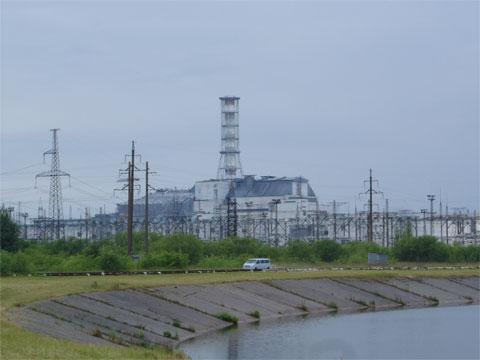 乌克兰切尔诺贝利核电站爆炸