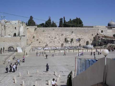 耶路撒冷哭墙
