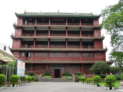 广州镇海楼