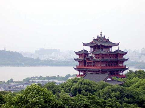 杭州城隍阁