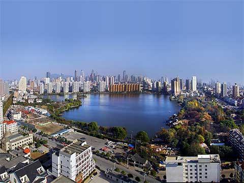 南京莫愁湖