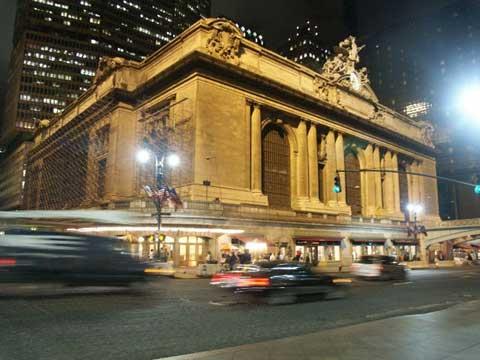 美国纽约中央火车站