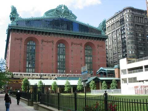 美国芝加哥公共图书馆