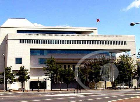 华盛顿加拿大领事馆