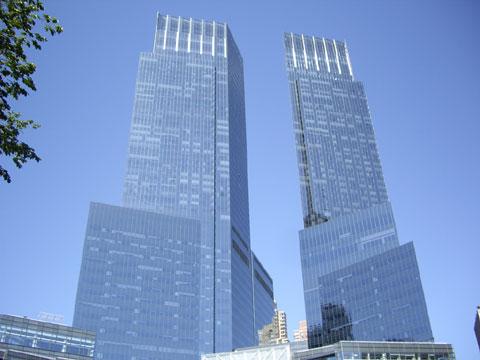 纽约哥伦布转盘广场