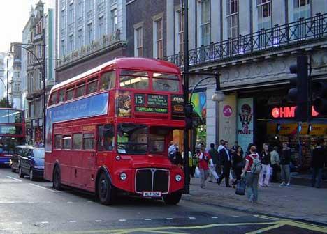 英国伦敦牛津街
