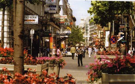 奥地利维也纳克恩顿大街