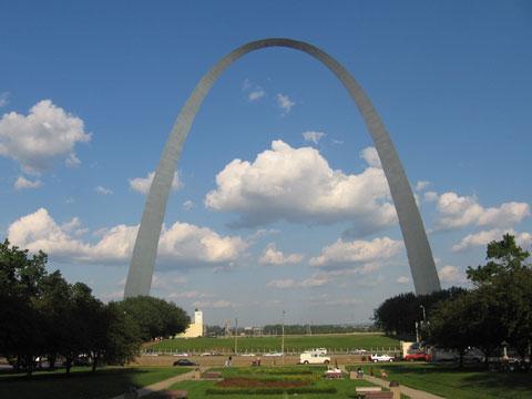 圣路易弧形拱门