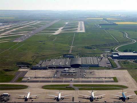 法国巴黎戴高乐机场