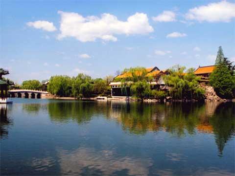 北京钓鱼台国宾馆