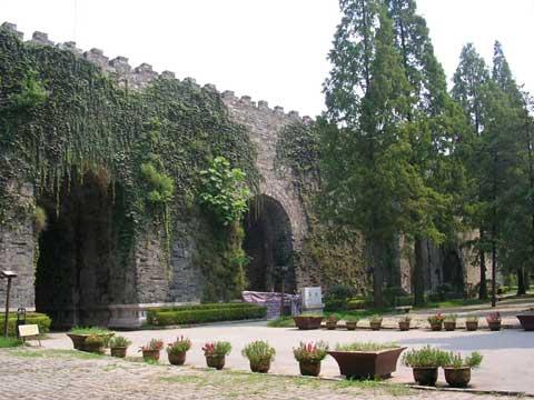 南京明故宫遗址