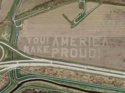 美国农民——你使美国感到自豪