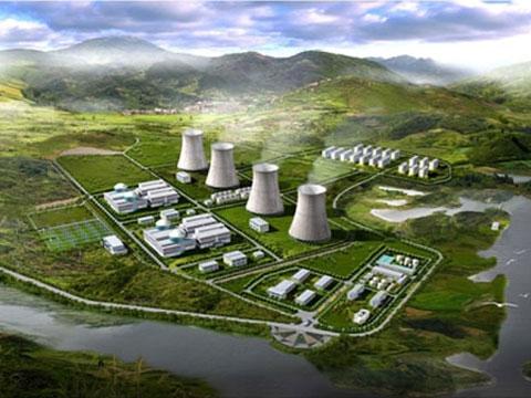 世界百个核电站