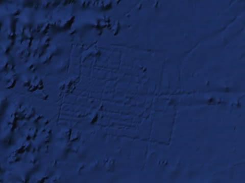 亚特兰蒂斯古城遗址