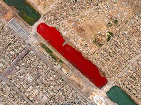 伊拉克血湖