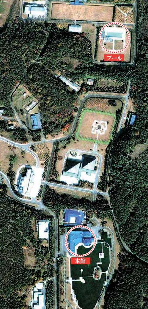 美国通过Google Earth发现金正日官邸