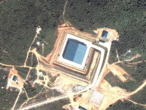 澳大利亚称用Google Earth发现缅甸核设施