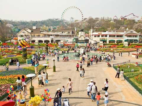 韩国龙仁爱宝乐园