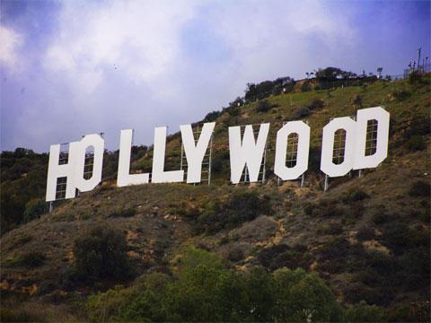 美国好莱坞标志