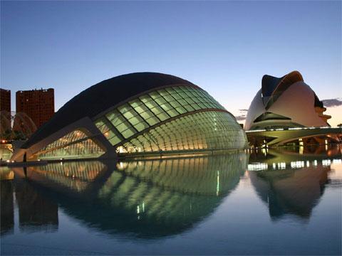 西班牙艺术及科学之城
