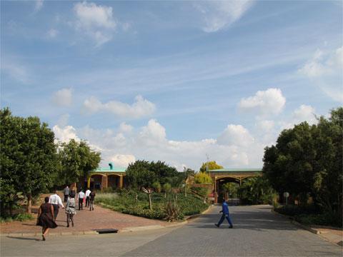 南非造币厂