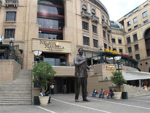 南非曼德拉广场