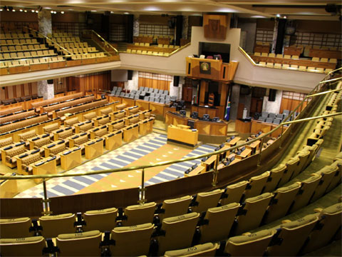 南非开普敦议会大厦