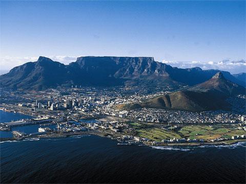 南非开普敦桌山