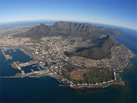 南非开普敦景点大全