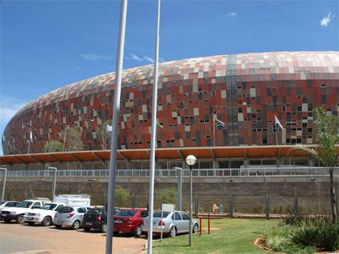 南非足球城体育场