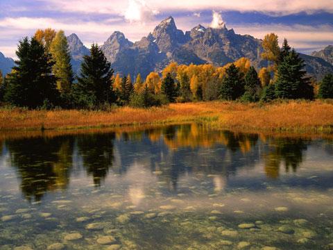 美国大提顿国家公园