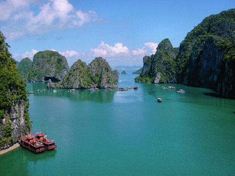 越南下龙湾