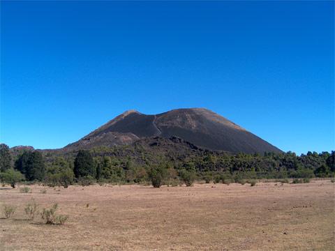 墨西哥帕里库廷火山
